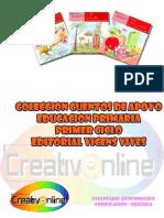 Coleccion de Cuentos de Apoyo para la educacion primaria.pdf