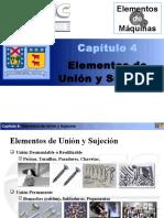 4.Union de Elementos de Sujecion