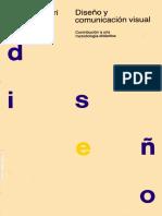 Bruno Munari - Diseño y Comunicacion Visual