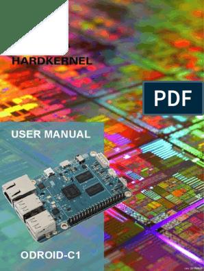 Odroid c1 User Manual | Secure Digital | Usb on