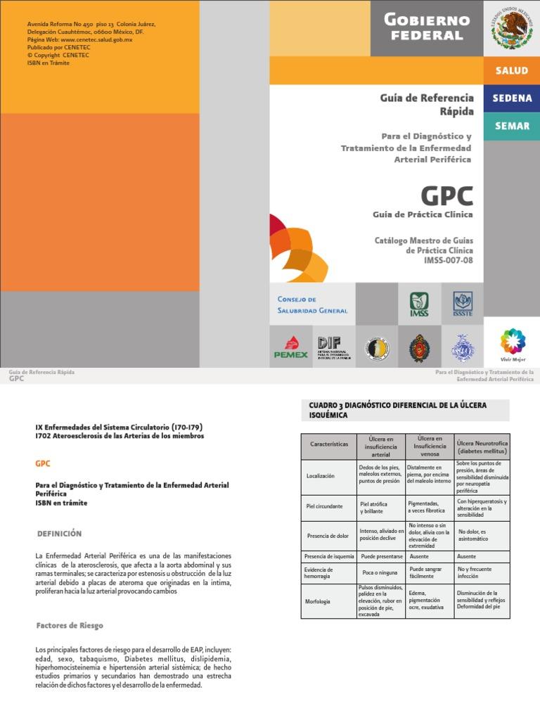 IMSS-007-08 Enfermedad Arterial Periférica - GRR.pdf..