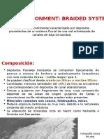 Fluvial Environment Braided System Christian Romero 2016