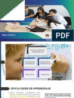 Problemas de Aprendizaje - Unidades i y II