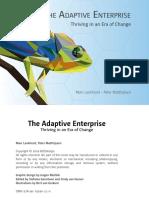 2016 the Adaptive Enterprise eBook