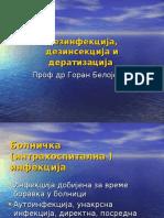 Dezinfekcija Deratizacija i Dezinsekcija