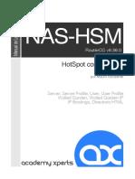 LAB HotSpot Con MikroTik RouterOS v6.36.0.01