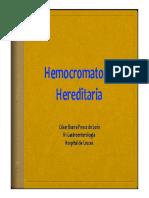Hemocromatosis Hereditaria Hem