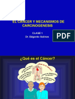 Cancer - Clase 1