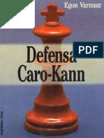 236219780 Defensa Caro Kann Egon Varnusz