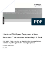 White Paper - HDS+CSC UCP for VMware Success at US Bank_020615