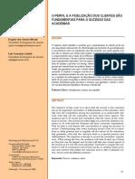 Academias e fidelização (artigo)