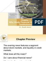 Financial Markets Chapter1