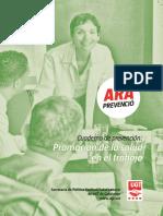 Promocion de La Salud en El Trabajo 2015 Epidemiologia