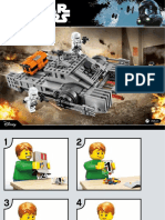 #1 Lego Star Wars Imperial Assault Hovertank Instructions!