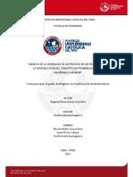 Osorio Gonzales Augusta Analisis Idoneidad