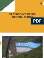 Captaciones de Manantiales - Generalidades