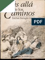 Mas Alla de Los Caminos-Barragan