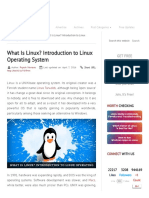 What is Linux_ Introduction to Linux Operating System • TechLila
