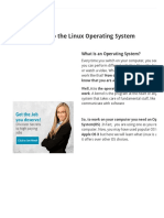 Linux With Operating System Concepts Pdf