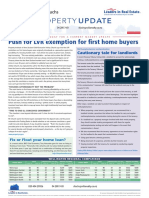 Newsletter PropertyUpdate October 2016