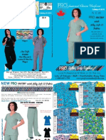 Professional Choice Uniforms Summer 2010 Catalog