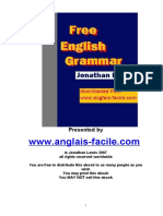 Lewis Jonathan Free English Grammar