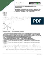 Função Afim  - Exercício.pdf