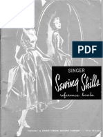 Singer Sewing Skills Reference Book