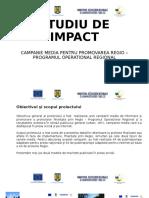 Studiu de Impact Al Achizitiei Realizat de BRAT