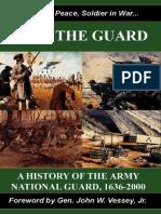 Guard History Book
