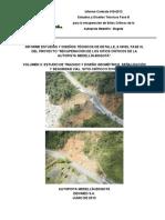 Volumen II Estudio de Trazado y Diseño Geométrico, Señalizaci_n y Seguridad Vial
