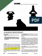 Neuroses Profissionais