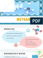 Methane Biodegradation