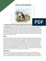 the encomienda system notes