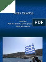 Greek Islands - Amorgos
