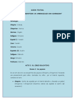 Guion Teatral - Chispita y Chispotion - Estetica (1)