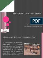 Sistemas Constructivos 3 A
