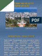 perancangan kota