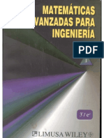 as Avanzadas Para Ingenieria-Kreyszig-By Dar12spin