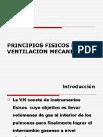 Principios Fisicos de La Ventilacion Mecanica