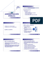 Administración Pública SEMANA 02
