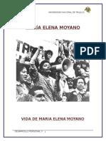 María Elena Moyano