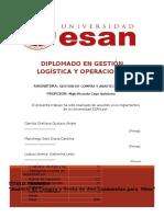 Diplomado en Gestión Logística y Operaciones Camionetas