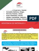 Fatiga - Resistencia de Materiales II
