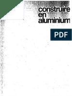 Construire en Aluminium (Réf. Alcan)