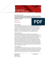 Nucleus Research ROI Case Study 2008