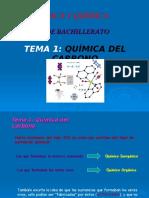 Tema 1 - Química Del Carbono