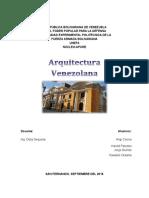 Arquitectura Colonial Venezuela.docx