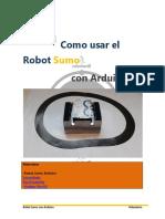 Como Us Are l Robot Sumo Arduino