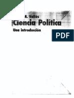 Valles 1 y 2 - Politica y Poder (1)